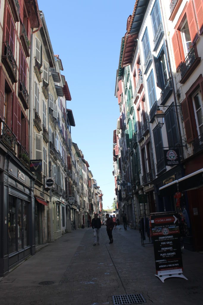 Bayonne - Rues