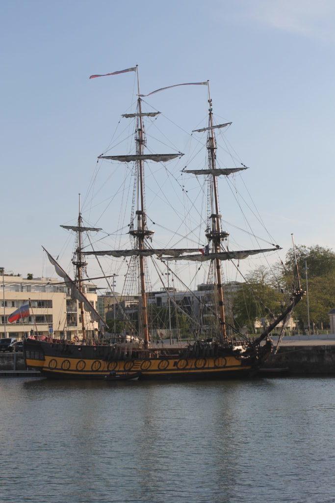 La Rochelle - Bateau