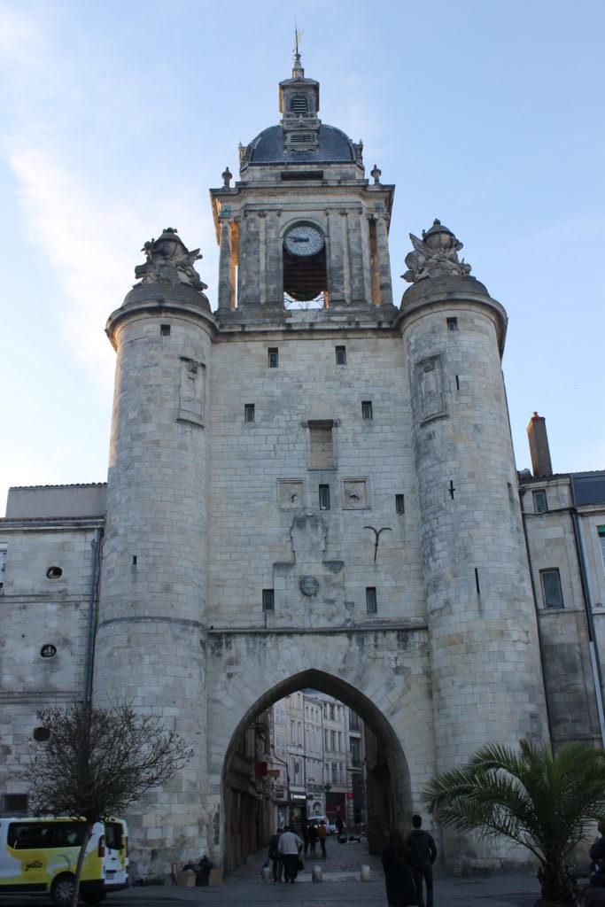 La Rochelle - Tour de l'Horloge