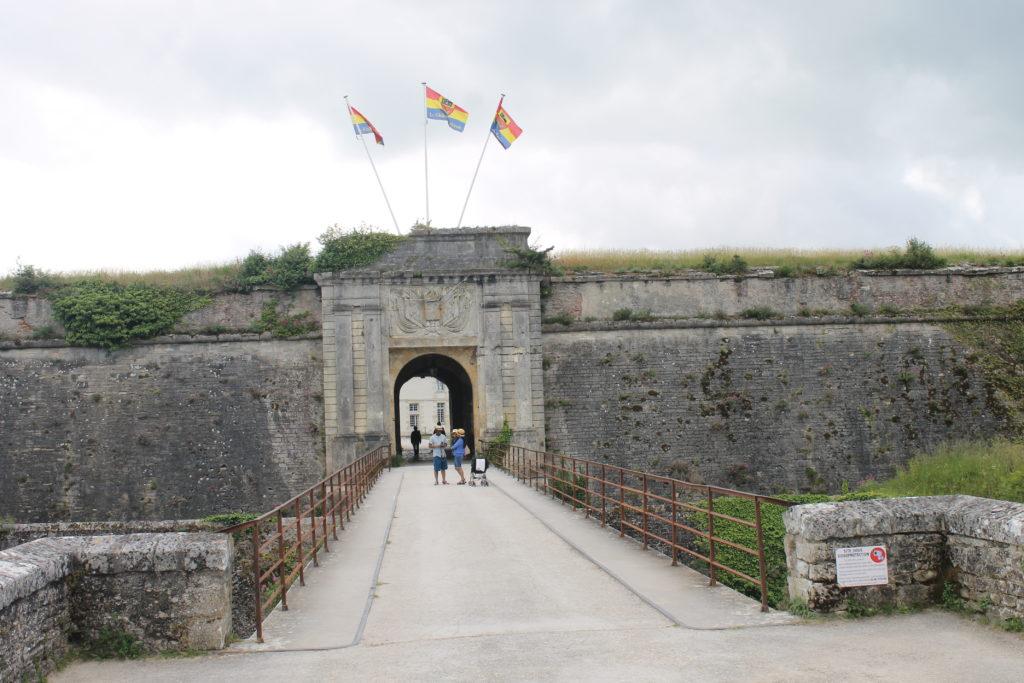Le château d'Oléron - Citadelle