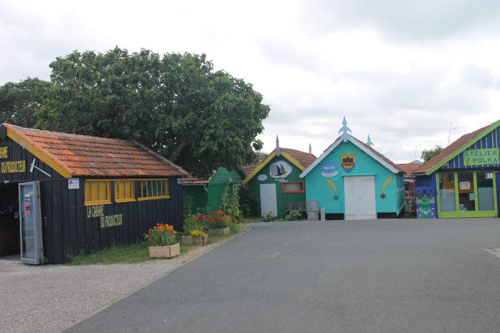 Le château d'Oléron - Maisons