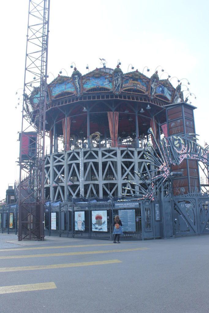Nantes - Les machines de l'île
