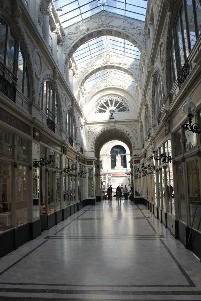 Nantes - Passage Pommeraye