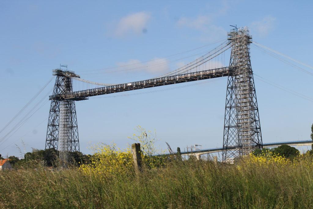 Rochefort - Pont transbordeur