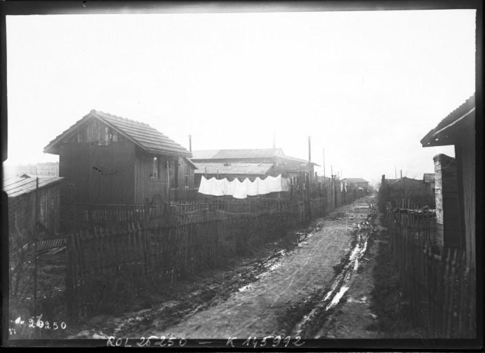 Zone d'Ivry 1913