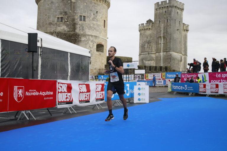 Marathon de La Rochelle 2019 - Arrivée