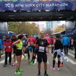 Marathon de New York : l'ambiance à l'américaine