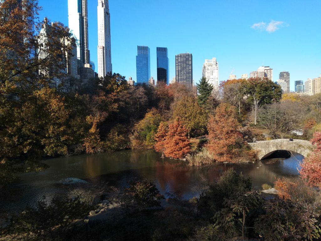 Footing New York