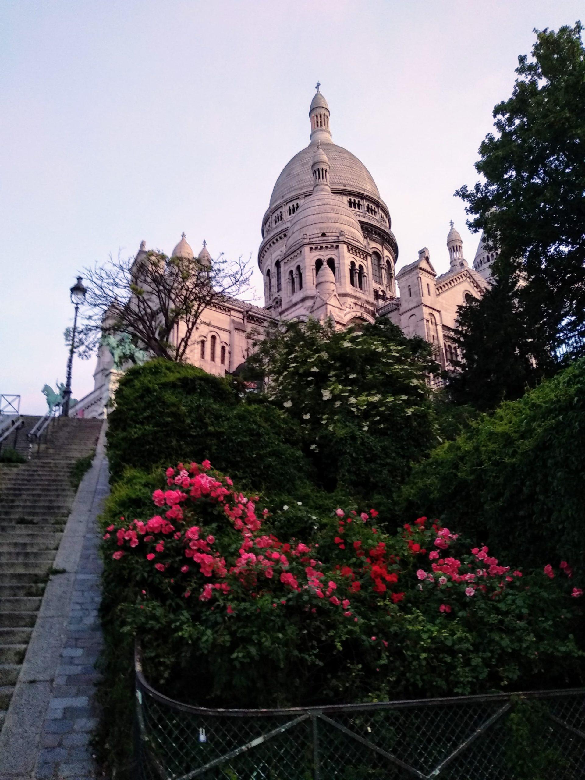 Marches de Montmartre