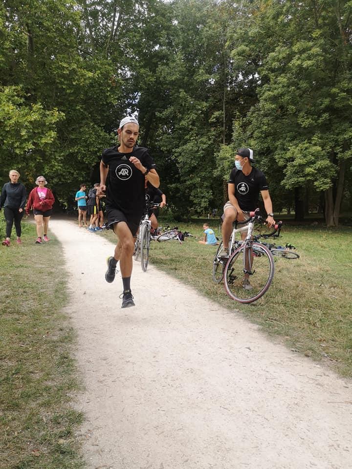 The Speed Project - Lac de Gravelle