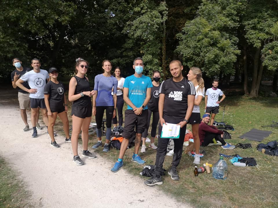 The Speed Project - Lac de Gravelle Supporters