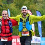 Trail des Forts de Besançon : remettre un dossard et courir en duo