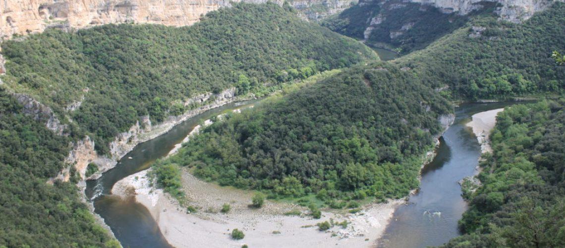 Biking Trip - Jour 4 - Gorges de l'Ardèche 6