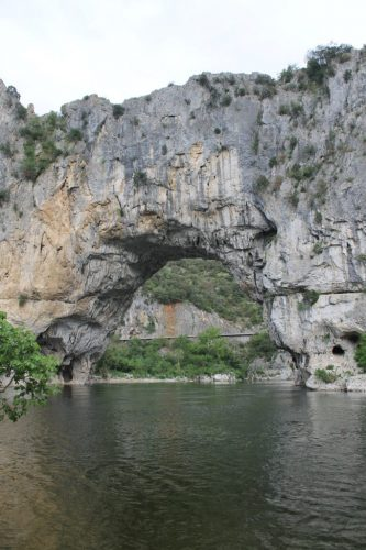 Biking Trip - Jour 4 - Vallée Pont d'Arc