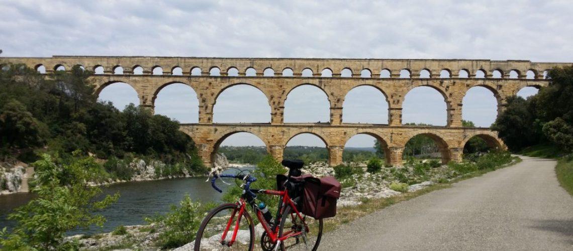 Biking Trip - Jour 6 - Pont du Gard 8