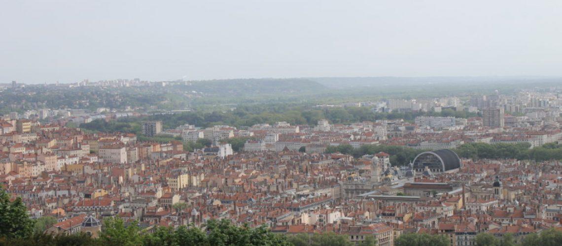 Jour 1 - Lyon