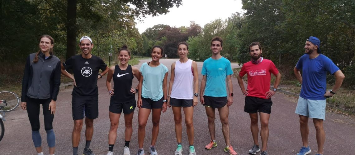 The Speed Project - Equipe
