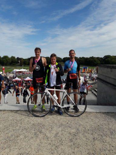 Triathlon de Chantilly - Photos Arrivée 2
