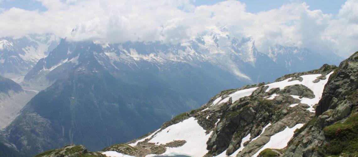 Week end Chamonix - Jour 1 Lac Blanc 2