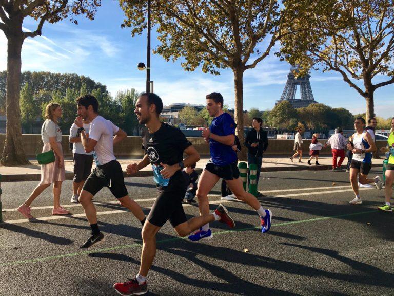 20 kms de Paris - Course