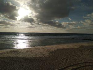 Lacanau-Océan - Coucher de Soleil