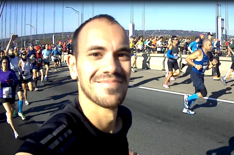 Marathon New York - Vidéo de Course