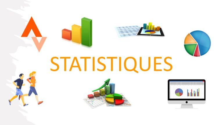 Statistiques 5 ans